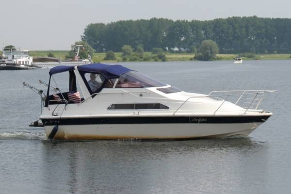 Fairline Fury 26